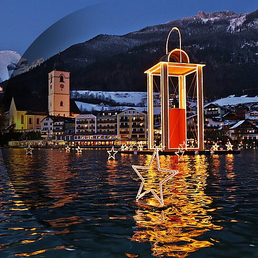 Advent am Wolfgangsee © WTG
