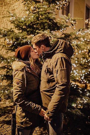 Romantik am Adventmarkt, (c) TVB Mondsee-Irrsee, Alexandra Fazan