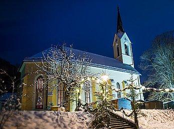 Advent Fuschlsee © Fuschlseeregion Stadler