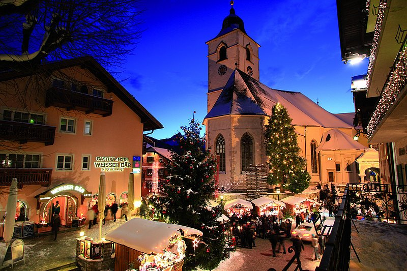 Advent in St. Wolfgang © WTG/Alexander Savel