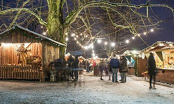 Stimmungsvoll am Advent in Guggenthal © Fuschlsee Stadler