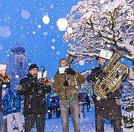 Strobl Advent, Adventsbläser, © WTG