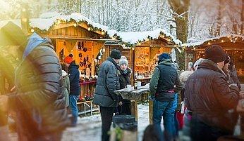 Gesellige Runde Advent in Guggenthal © Fuschlsee Stadler