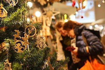 Christkindlmarkt der Ischler Handwerker (c) www.fotohofer.at