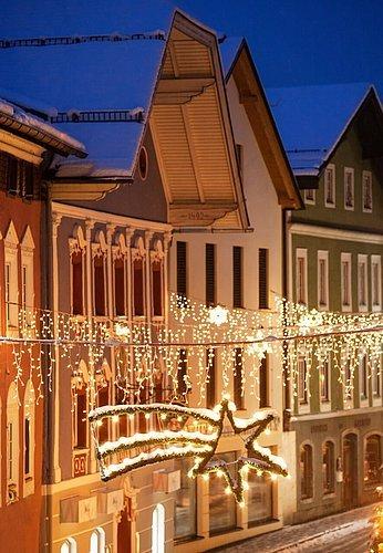 Weihnachtsbeleuchtung Mondsee, (c) TVB MondSeeLand, Wolfgang Weinhäupl